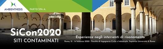 Damiano Belli - Ambienthesis porta l'innovazione al SiCon2020