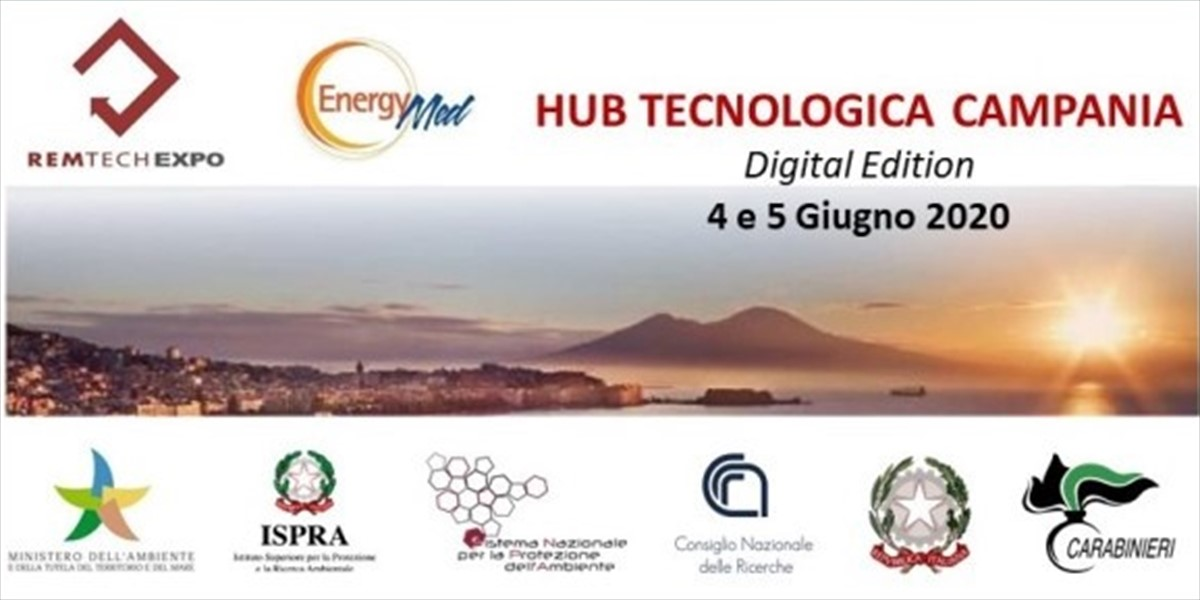 Damiano Belli - Ambienthesis a Hub Tecnologica Campania: a scuola di futuro