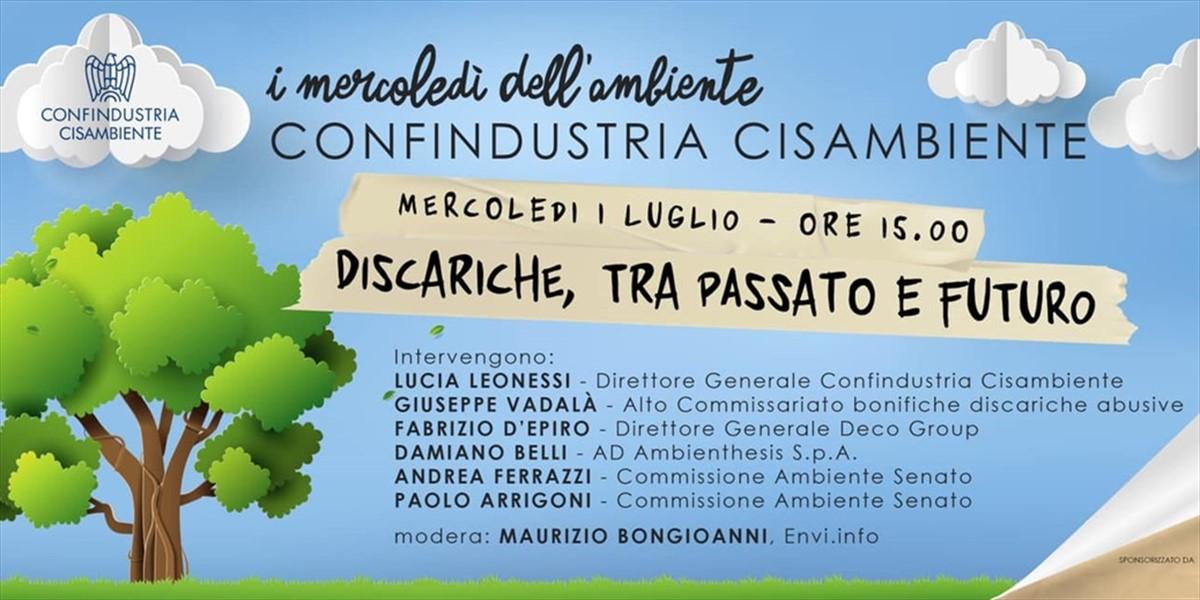 Damiano Belli - Discariche e economia circolare